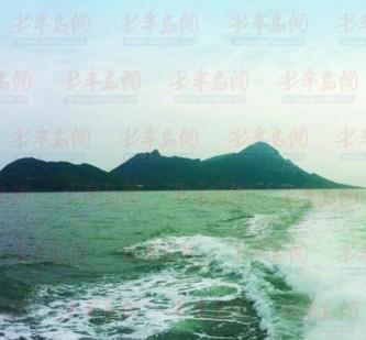 青岛灵山岛:传说是唐僧的一滴眼泪