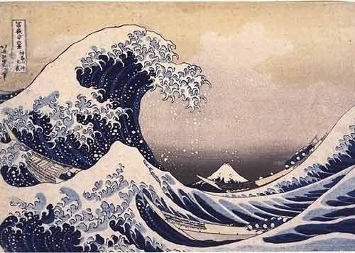 浮世绘及现代日本版画图片