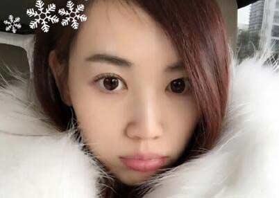 王宝强爱妻晒自拍纪念下雪