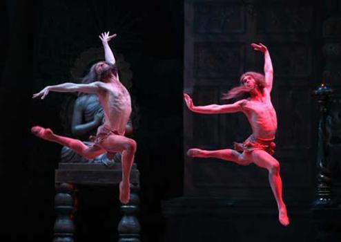 古典芭蕾《舞姬》