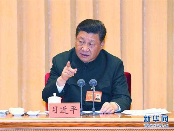 习近平:在新的起点上做好军事斗争准备工作 坚决完成党和